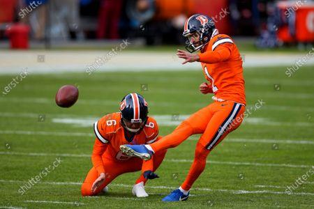 Editorial photo of Bills Broncos Football, Denver, United States - 19 Dec 2020