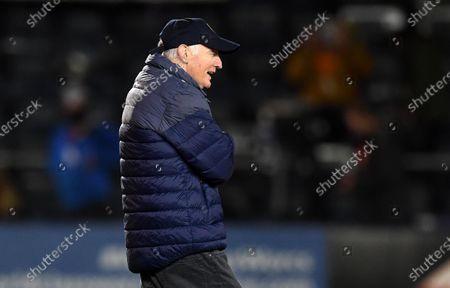 Worcester coach Alan Solomons.