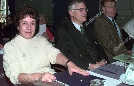 The Conservative Party At The Grand Hotel In Eastbourne For A Two-day Bonding Session Shows Gillian Shephard (now Baroness Shephard Of Northwold)