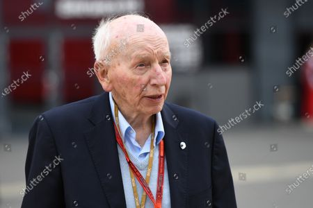 John Surtees (GBR) at Formula One World Championship, Rd10, British Grand Prix, Race, Silverstone, England, Sunday 10 July 2016.