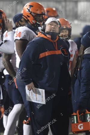 Editorial picture of Illinois Penn St Football, State College, United States - 19 Dec 2020