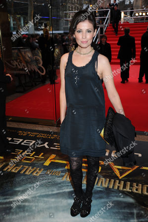 Editorial image of 'Clash of the Titans' Film Premiere, London, Britain - 29 Mar 2010