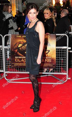 Editorial picture of 'Clash of the Titans' Film Premiere, London, Britain - 29 Mar 2010