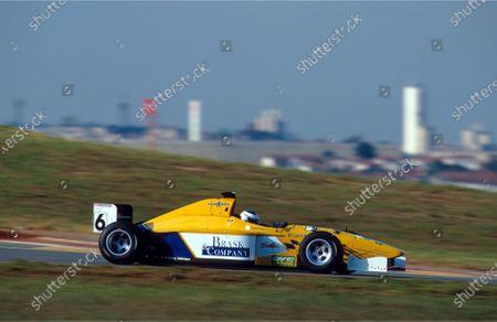 Editorial image of International Formula 3000 Championship - 31 Mar 2001
