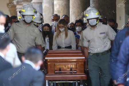 Editorial photo of Tribute to assassinated former Mexican governor unites politicians against violence, Guadalajara, Mexico - 19 Dec 2020