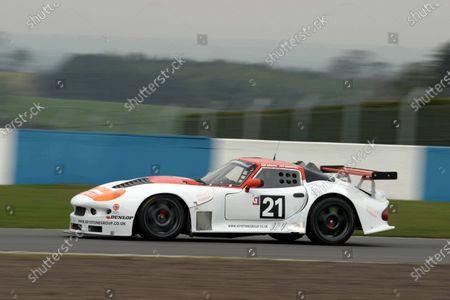 Editorial photo of BF3, British GT Championship, Donington Park, United Kingdom - 06 Apr 2003