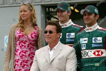 Editorial photo of Formula One World Championship, Silverstone, United Kingdom - 20 Jul 2003