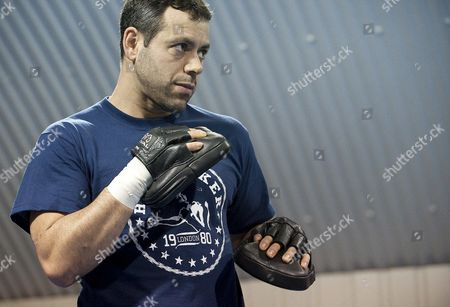 Adam Booth, David Haye's trainer and manager in the Build up to the Heavyweight Worrld Championship fight