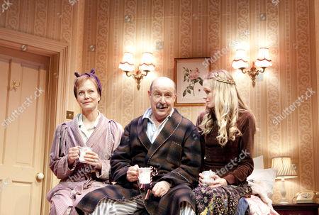 Jenny Seagrove (Delia), David Horovitch (Ernest), Rachel Pickup (Susannah)