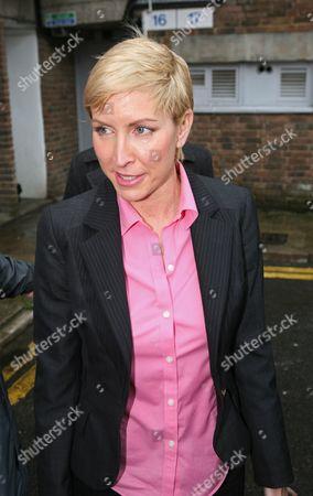 Stock Image of Heather Mills