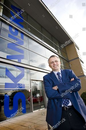Editorial picture of Mike Putnam, Business Unit President of Skanska UK at their headquarters in Rickmansworth, Hertfordshire, Britain - 05 Mar 2010
