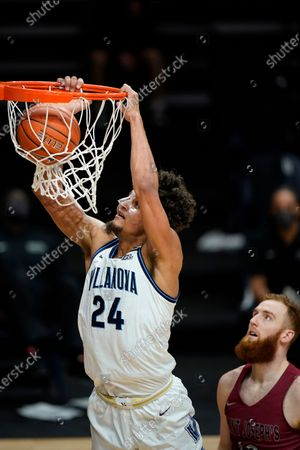 Editorial photo of St Josephs Basketball, Villanova, United States - 19 Dec 2020