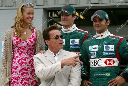 Editorial image of Formula One World Championship, Silverstone, United Kingdom - 20 Jul 2003