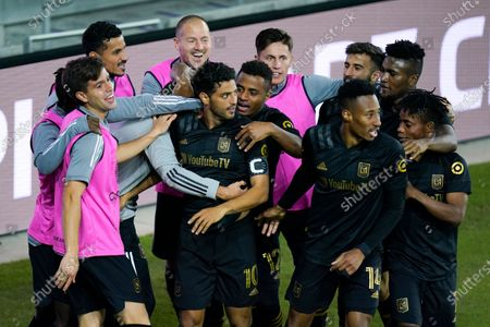 Editorial image of CONCACAF Club America LAFC Soccer, Orlando, United States - 19 Dec 2020