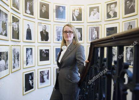 Kathryn Sargent, the first female Head Cutter on Saville Row, at Gieves & Hawkes, London