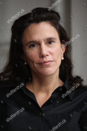 Editorial photo of Isabel Fonseca at home near Regents Park, London, Britain - 24 Feb 2010