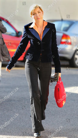 Stock Picture of Heather Mills