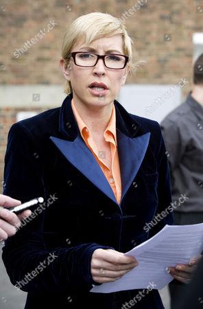 Stock Photo of Heather Mills