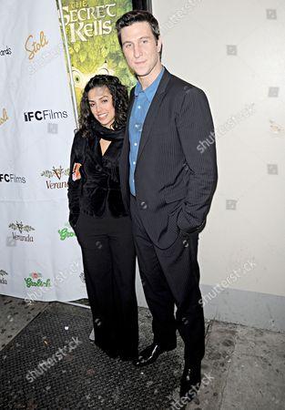 Jessica Schreiber and Pablo Schreiber