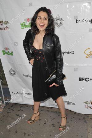 Editorial picture of 'Breaking Upwards' film premiere, New York, America - 01 Apr 2010