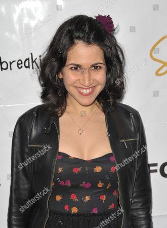 Editorial photo of 'Breaking Upwards' film premiere, New York, America - 01 Apr 2010