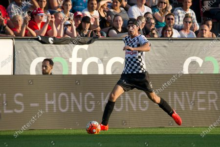 Christian Vietoris (GER) at the Nazionale Piloti Football Match at Formula One World Championship, Rd12, German Grand Prix, Preparations, Hockenheim, Germany, Wednesday 27 July 2016.
