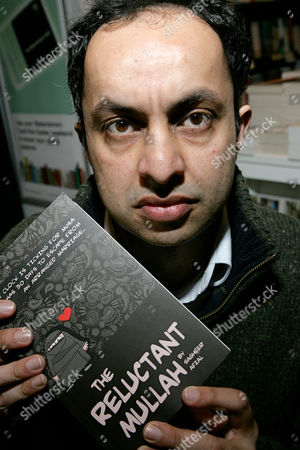 Editorial image of Sagheer Afzal's 'The Reluctant Mullah' book signing at Waterstone's Reading Oracle, Sheffield, Britain - 03 Apr 2010