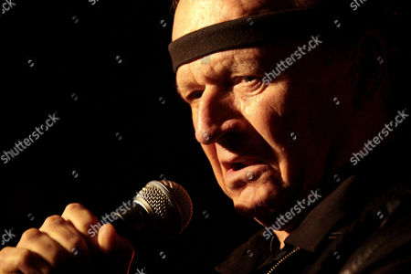 Editorial image of Dick Dale in concert at the Luminaire, London, Britain - 03 Apr 2010