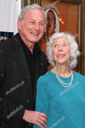 Victor Garber and Frances Sternhagen