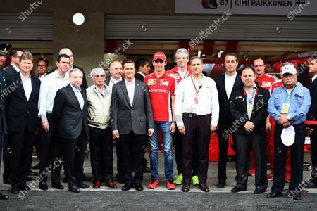Editorial image of Formula One World Championship - 29 Oct 2015
