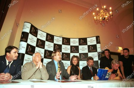 Editorial picture of Formula One World Championship - 12 Feb 2001