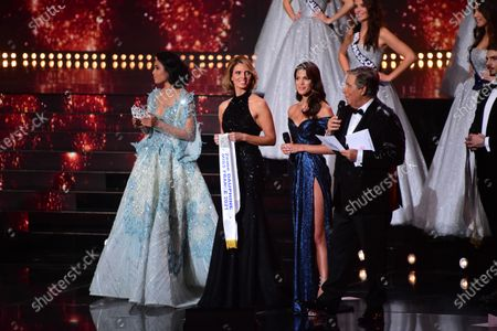 Editorial picture of Exclusive - Miss France 2021, Puy Du Fou, France - 19 Dec 2020