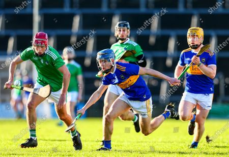 Editorial picture of Electric Ireland Munster GAA Minor Hurling Championship Final, LIT Gaelic Grounds, Limerick - 20 Dec 2020