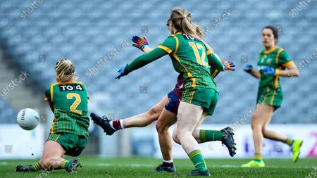 Editorial picture of TG4 All-Ireland Ladies Intermediate Football Championship Final, Croke Park, Dublin - 20 Dec 2020