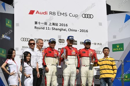 Editorial photo of WTCC, 2016 Audi R8 LMS Cup, Shanghai International Circuit, China - 05 Nov 2016