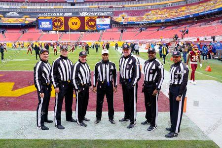 Editorial image of Seahawks Washington Football, Landover, United States - 20 Dec 2020