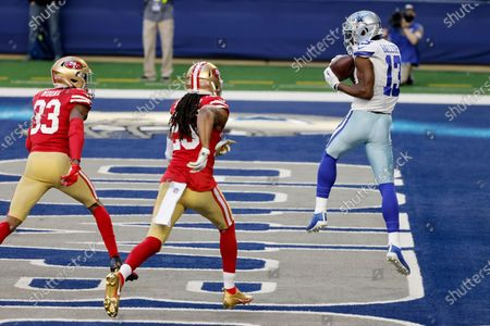 Editorial photo of 49ers Cowboys Football, Arlington, United States - 20 Dec 2020