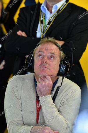 Jonathan Palmer (GBR) at Formula One World Championship, Rd4, Russian Grand Prix, Practice, Sochi Autodrom, Sochi, Krasnodar Krai, Russia, Friday 28 April 2017.