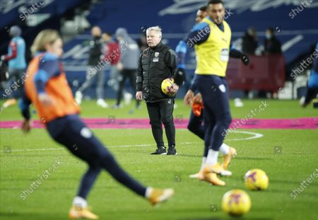 Assistant manager Sammy Lee of West Bromwich prior the English Premier League soccer match between West Bromwich Albion and Aston Villa in West Bromwich, Britain, 20 December 2020.