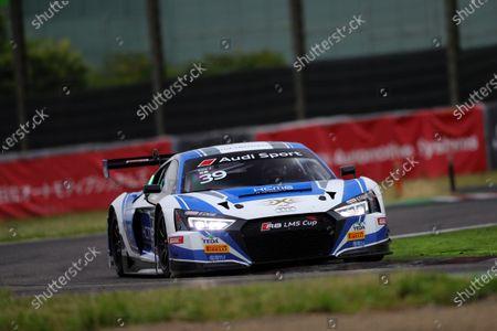 Jiang Xin (Kane) (CHN) KCMG at Audi R8 LMS Cup, Rd3 and Rd4, Suzuka, Japan, 10-11 June 2017.