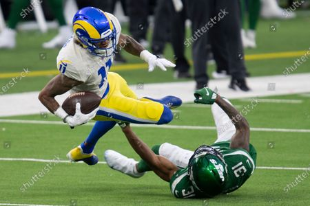 Editorial photo of Jets Rams Football, Inglewood, United States - 20 Dec 2020
