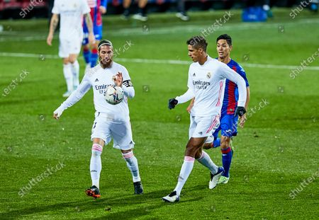 Editorial picture of Soccer: La Liga -  SD Eibar SAD v Real Madrid CF, Vizcaya, Spain - 20 Dec 2020