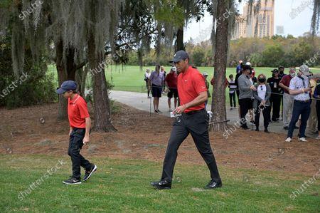 Editorial photo of PNC Championship Golf, Orlando, United States - 20 Dec 2020