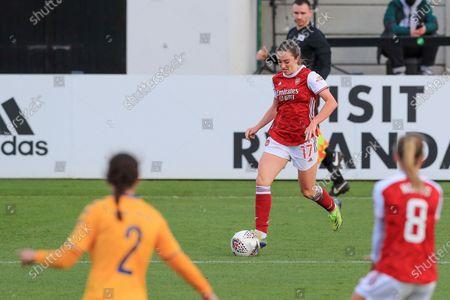 Lisa Evans (#17 Arsenal)