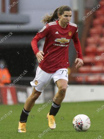 Tobin Heath (#77 Manchester United)