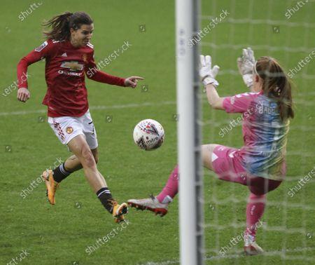 Editorial picture of Manchester United v Bristol City, FA Women's Super League, Leigh, UK - 20 Dec 2020