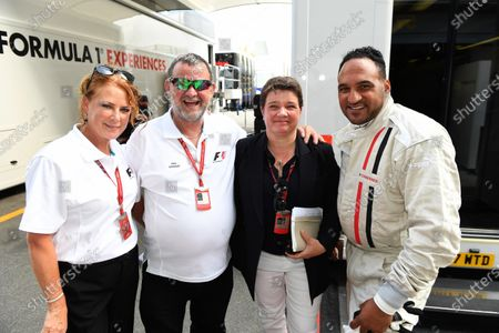 Editorial picture of Formula European Masters, Formula One World Championship - 01 Sep 2017