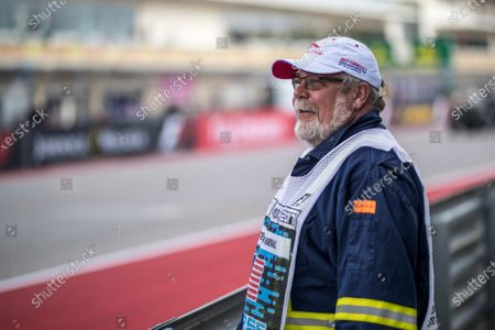 Editorial image of IndyCar, Formula One World Championship, Circuit of the Americas, United States of America - 21 Oct 2017