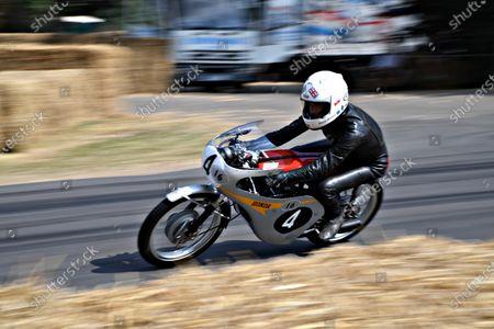 Stock Picture of Stuart GRaham Honda