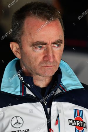 Paddy Lowe (GBR) Williams Shareholder and Technical Director at Formula One Testing, Day Two, Barcelona, Spain, 7 March 2018.